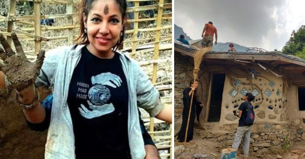 Watch: This Woman Can Build You a Low-Cost, Safe and Unique Mud Home!