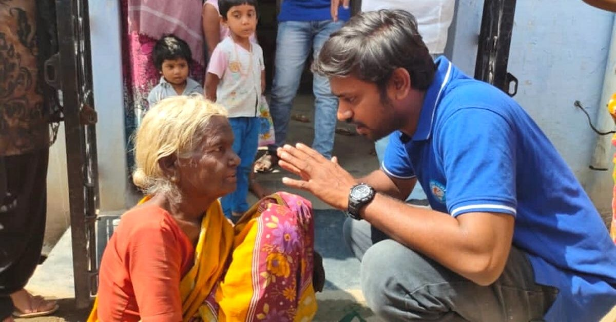 This College Lecturer Has Given Jobs To 572 beggars, Rehabilitated Over 5,000
