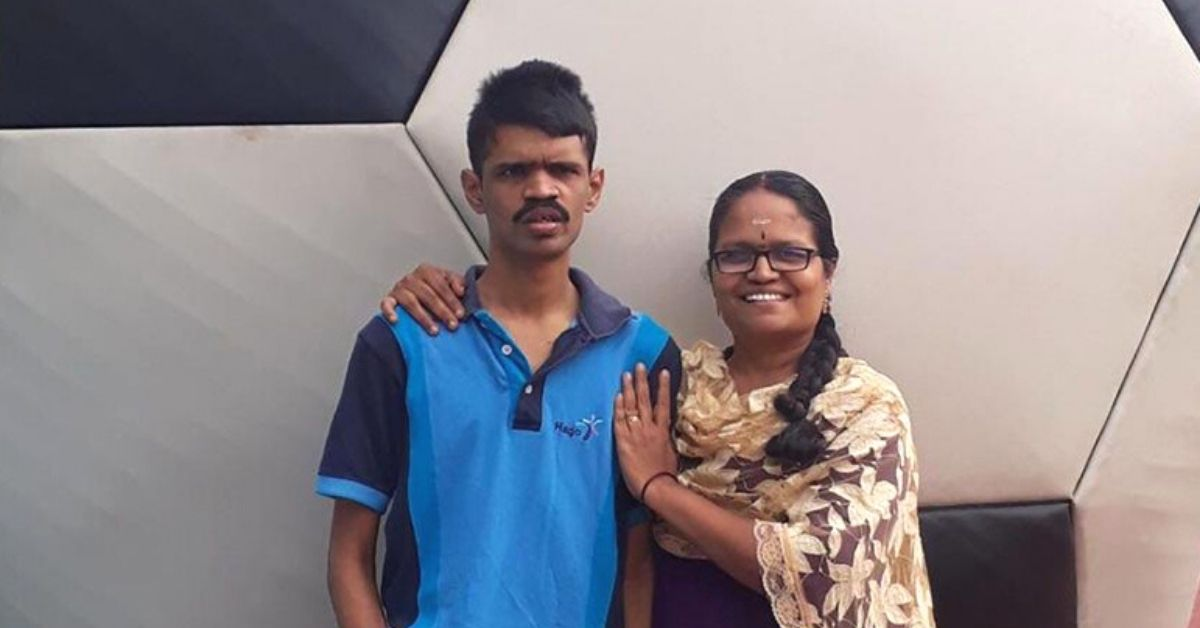 Chennai Mom Learns Coding to Help 20-YO Son With Autism Become Website Designer