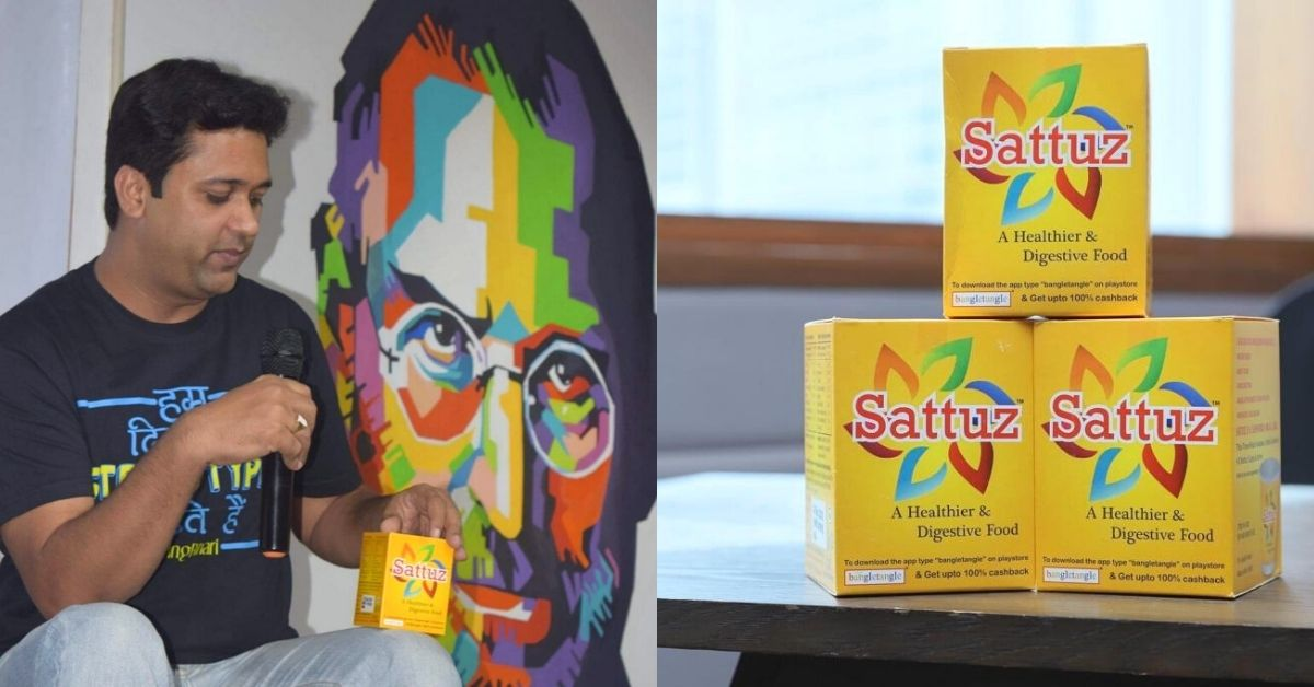 Once The Food of Warriors, Startup Turns Superfood Sattu Into Carbonated Drink