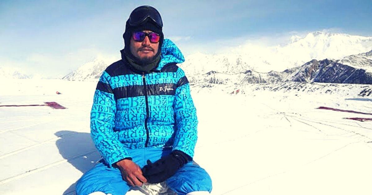 Meet The Award-Winning Ladakhi Porter Who Saved Jawan Lives in Siachen