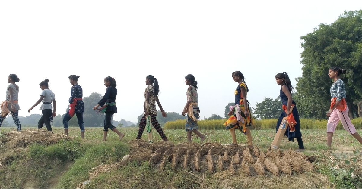 UP Village Girls Battle Society To Play Cricket, Inspire a Film on Their Struggle
