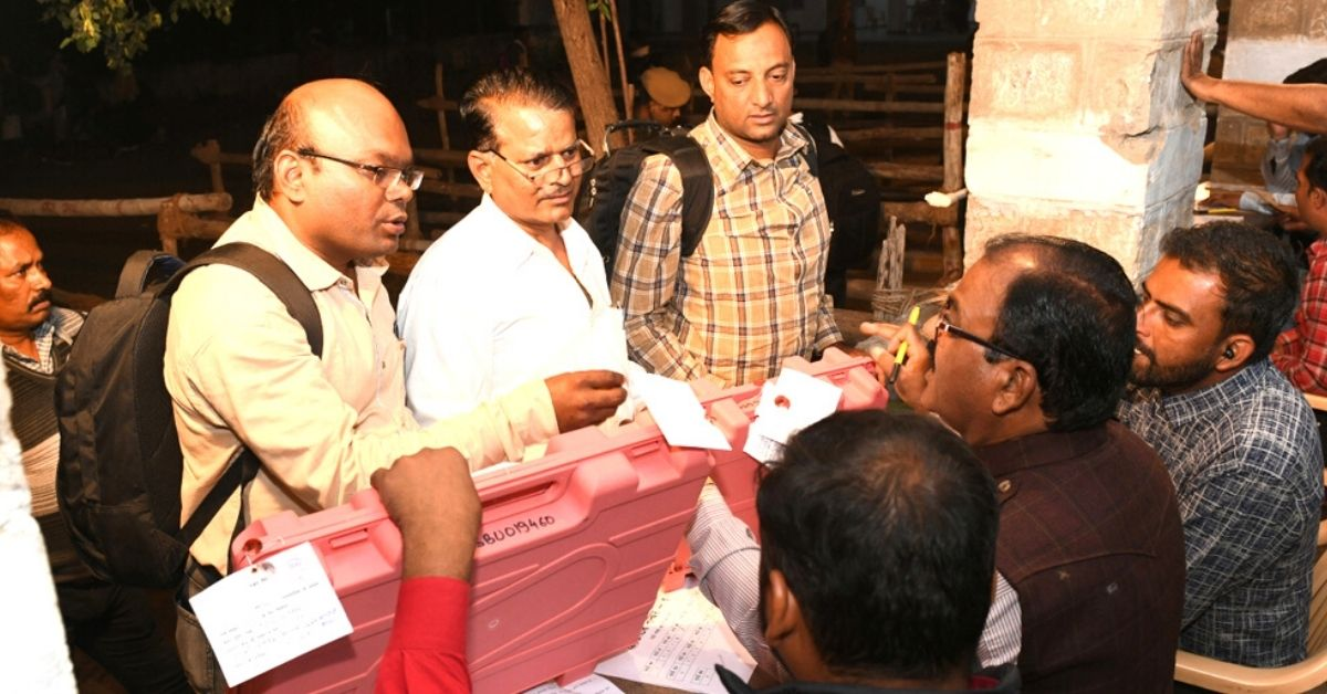 How Are Election Votes Recounted in India? Here's The Process