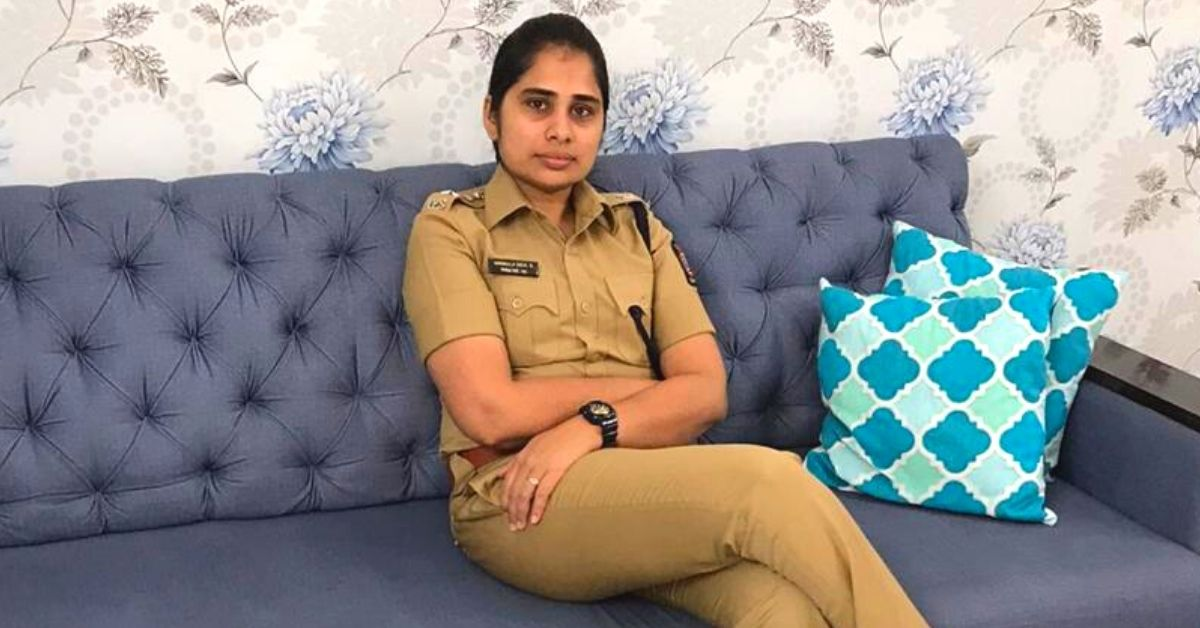 A Farmer & Single Mom, How One Lady's Grit Ensured Her Daughter Joined The IPS