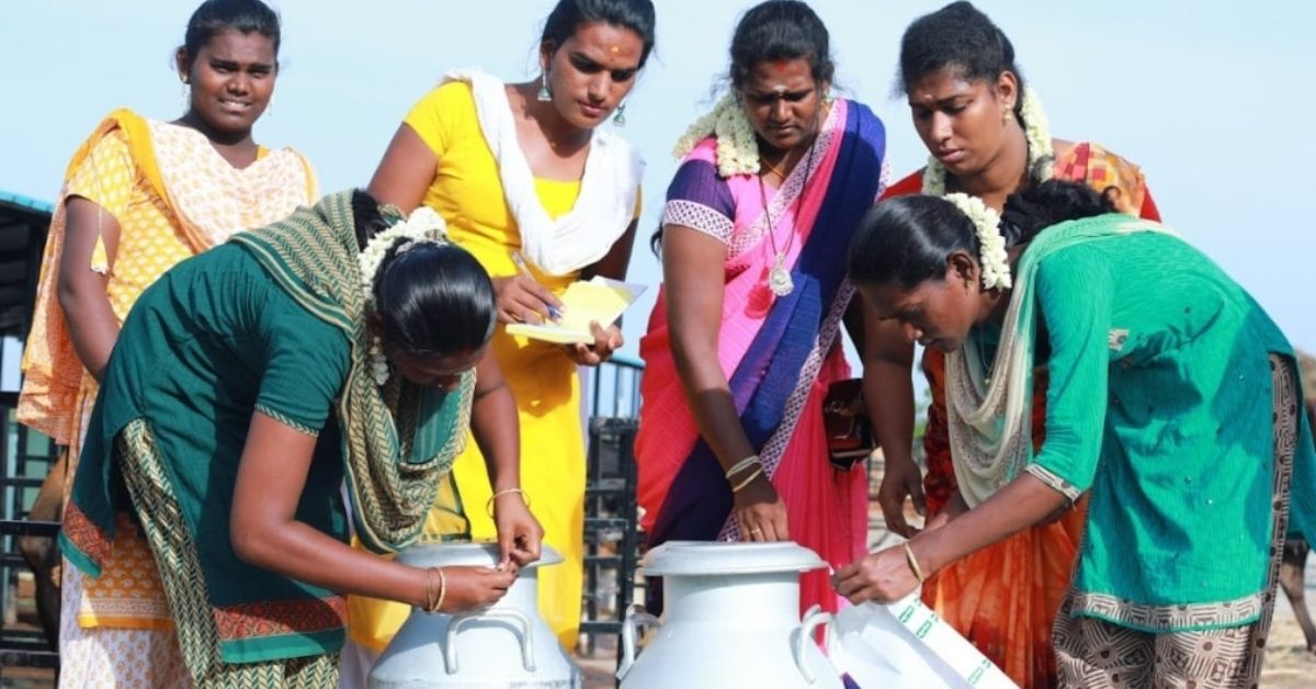 How an IAS Officer Helped Set Up India's First Transgender-Run Milk Cooperative