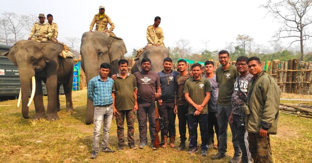 How Do You Move 2 Wild Buffaloes 1900 Km During Lockdown? These Officers Did It!