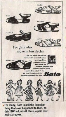 Bata is not an Indian company
