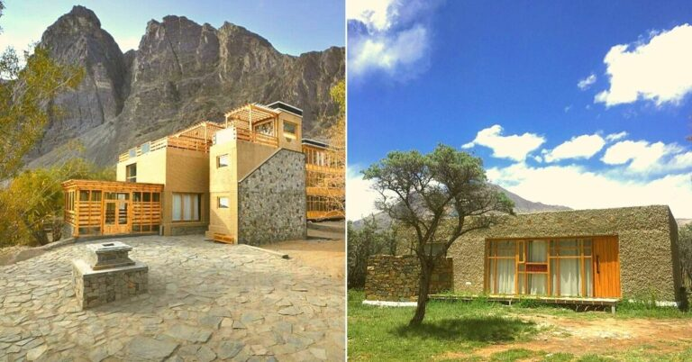 Vizag Architect is Exploring Ladakh's Past to Build Stunning, Eco-Friendly Homes
