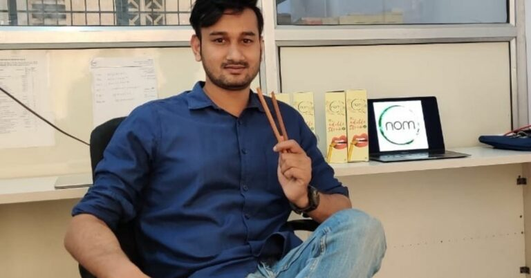 Thane Startup's Wheat/Rice Edible Straws Will Last for 20 Minutes in Your Hot Tea