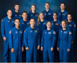 raja chari astronaut class 2017